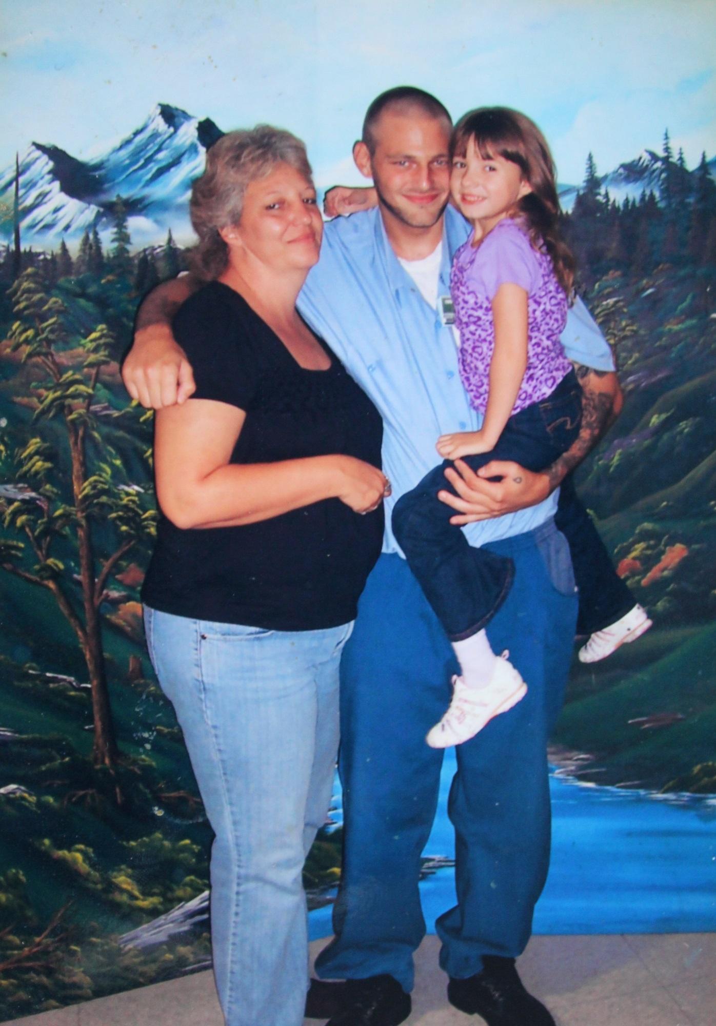 Family Visit in 2009