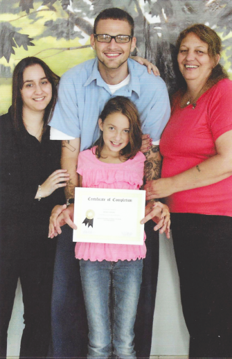 Josh's GED Graduation Ceremony