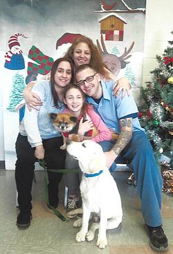 Dog Program Christmas Party