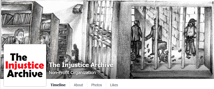 Banner for The Injustice Archive