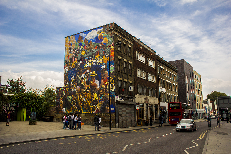 Dalston, London