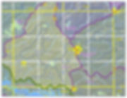 Monroe Conty Map