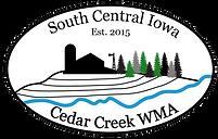 Ceadr Creek WMA logo