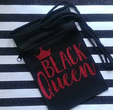 Black Queen Crossbody