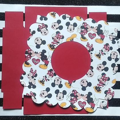 Mickey & Minnie Joy Gift Box Kit
