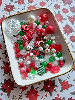 Christmas Cheer Bead Mix