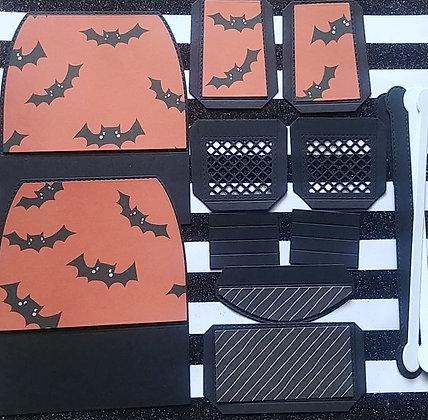 Miss Batty Tote Cuts