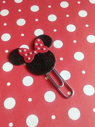 Minnie Planner Clip