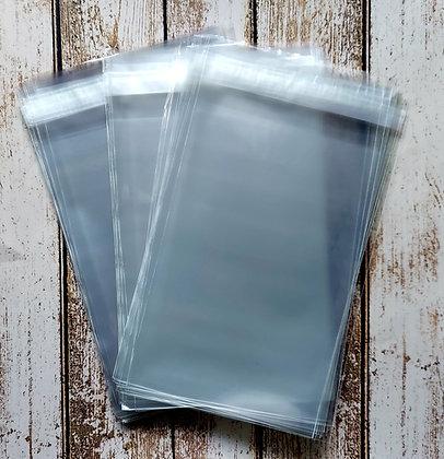 """5x7"""" Resealable Cello Bags"""
