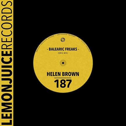 HELEN BROW - BALEARIC FREAKS