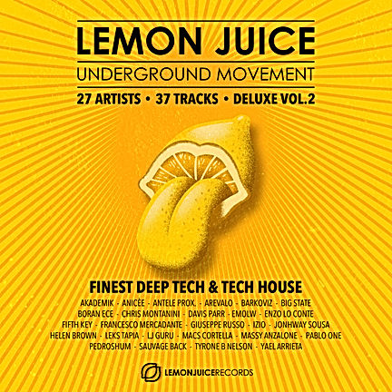 LEMONJUICE DELUXE VOL. 2