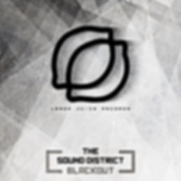 THE SOUND DISTRICT - BLACKOUT