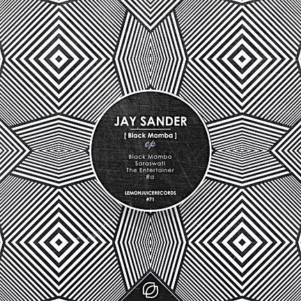 JAY SANDER - BLACK MAMBA