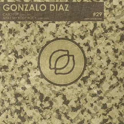 GONZALO DIAZ - CATCH UP