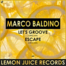 MARCO BALDINO - LET'S GROOVE