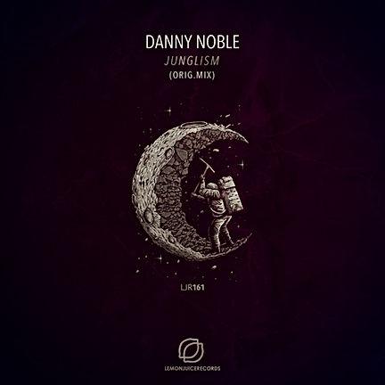 DANNY NOBLE - JUNGLISM