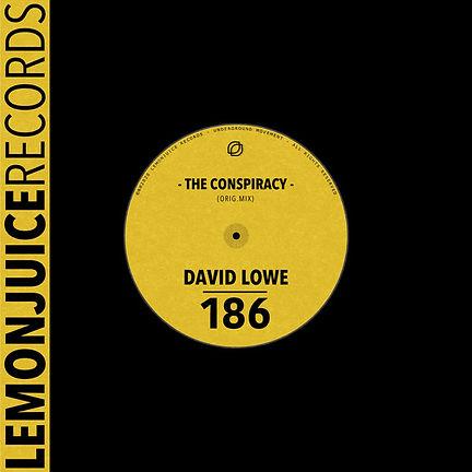 DAVID LOWE - THE CONSPIRACY