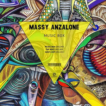 MASSY ANZALONE - MUSIC BOX