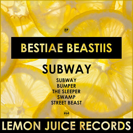 BESIAE BEASTIIS - SUBWAY