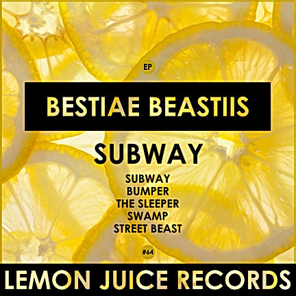 BESIAE BEASTIIS - SUBWAY