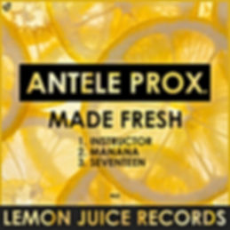 ANTELE PROX. - MADE FRESH