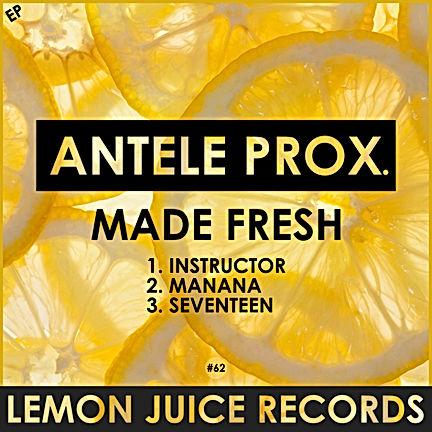 ANTELE PROX. - MADE FRESH