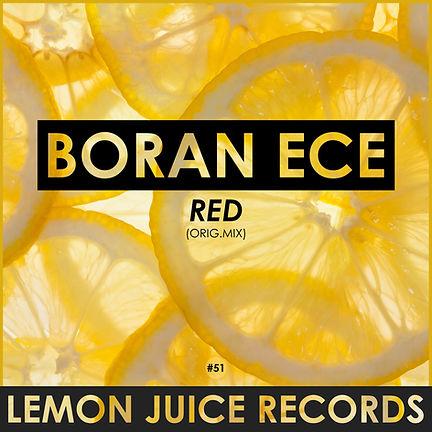 BORAN ECE - RED
