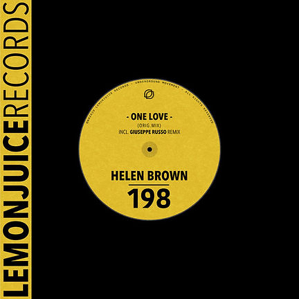 HELEN BROWN - ONE LOVE
