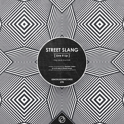 STREET SLANG - LIVE IT UP