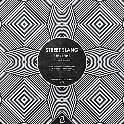 STREET SLANG - LIVE IT UP