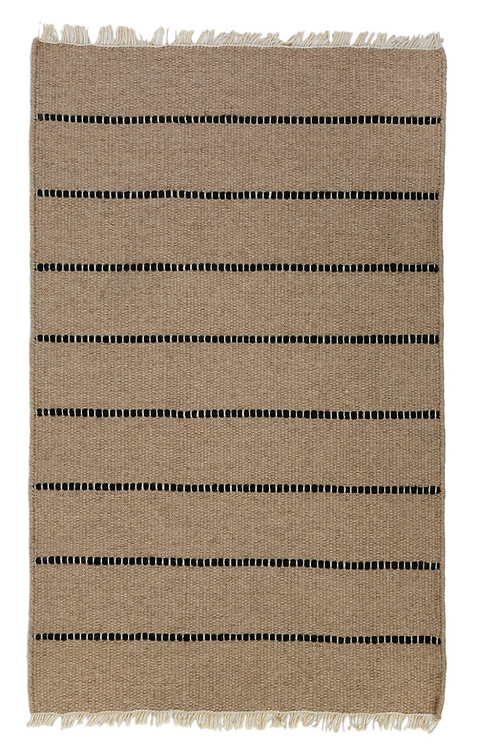 Warby Handwoven Rug-Natural