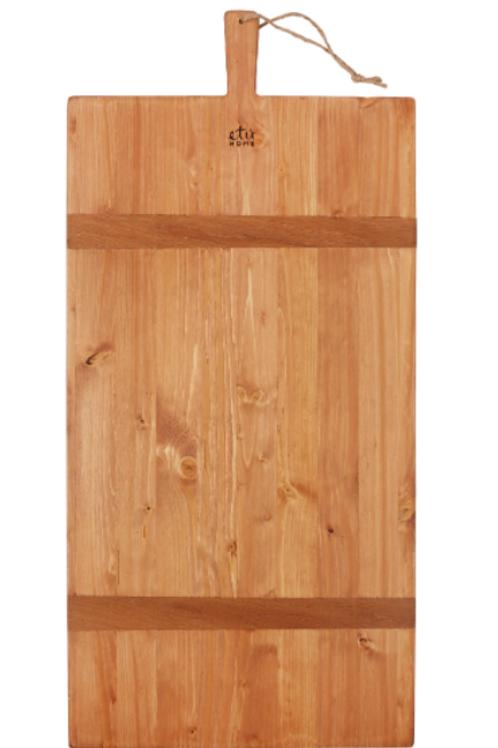Rectangle charcuterie Board, XL