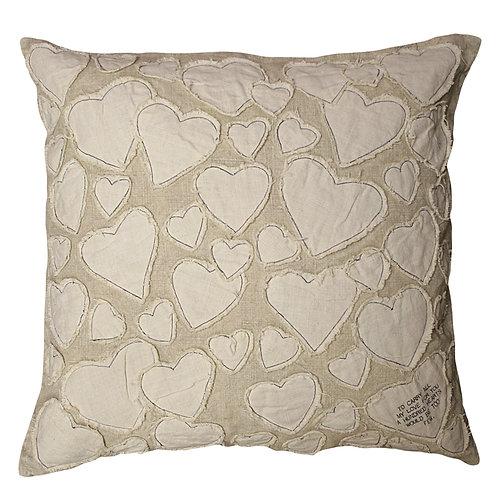 """TO CARRY ALL MY LOVE - PILLOW - 24""""X24"""""""
