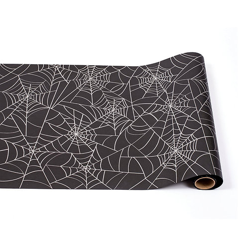 Spider Web Paper Runner