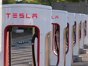 Poncha Market Tesla Charging