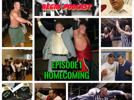 Let the Chaos Begin - Episode 1 - Homecoming with John Cena & Vince McMahon