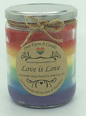 Once Upon a Candle Love is Love