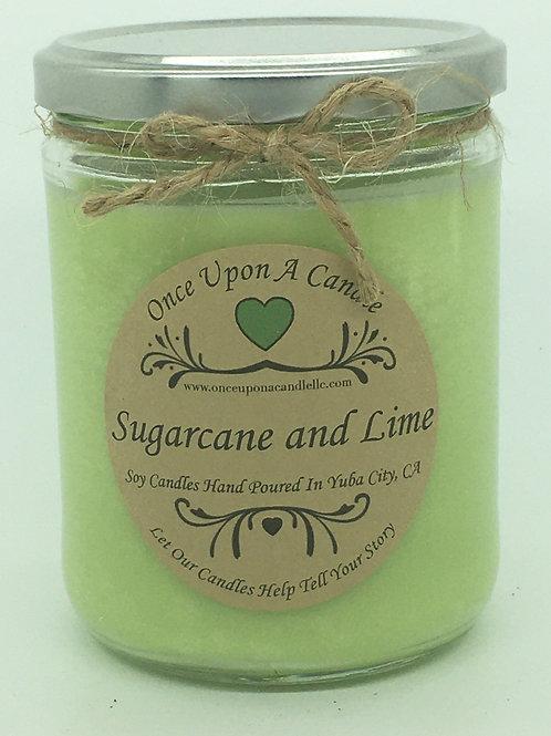 Sugarcane and Lime