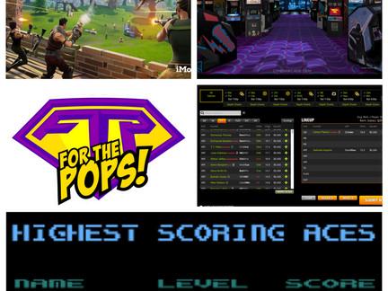 Episode 15 - Video Games & Fantasy Sports