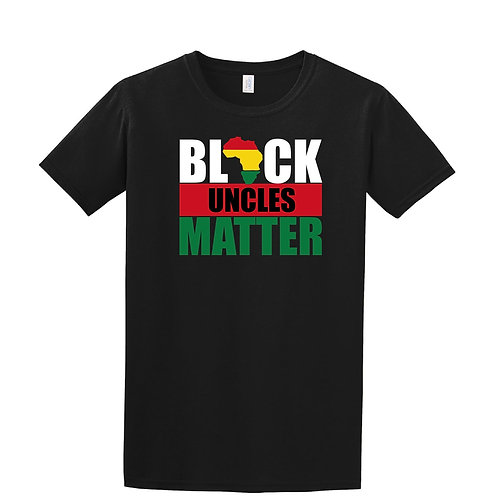 Black UNCLES Matter | Tribe Collection