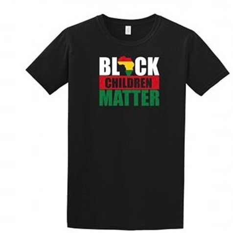 Black CHILDREN Matter | Tribe Collection