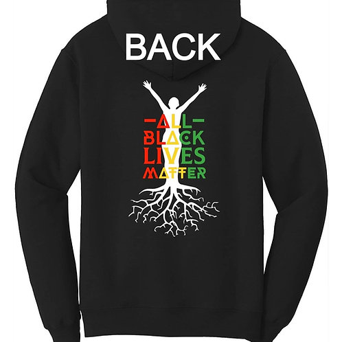 Let FREEDOM Ring   The Hoodie (Black   Color on Back)