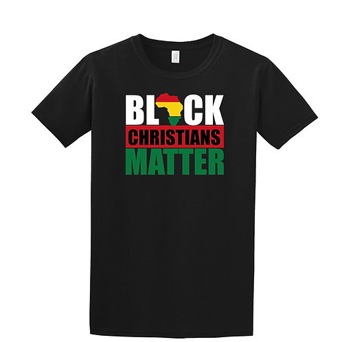 Black CHRISTIANS Matter | Tribe Collection