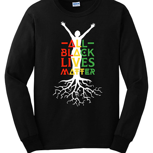 Let FREEDOM Ring | The T-Shirt (Black | Long Sleeved)