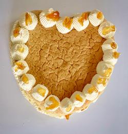 Orang Chiffon cake