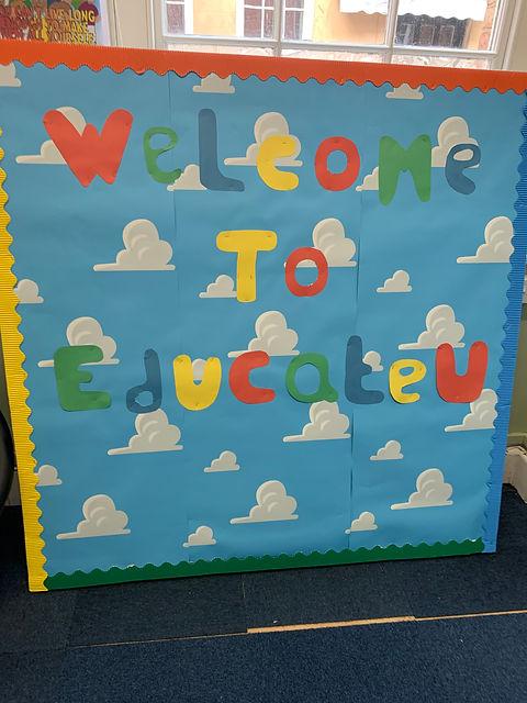 EducateU Welcome Board .jpg