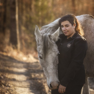 Horse photographer Chelsea Liz