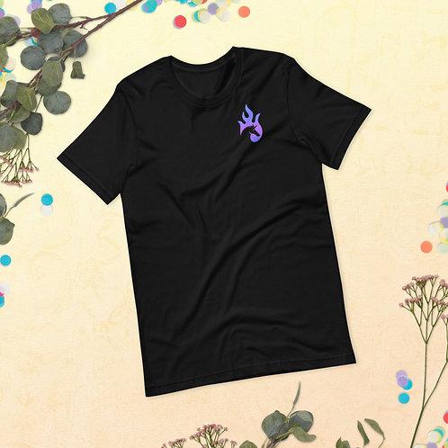 The Rift Fired Up Unicorn Short-Sleeve Unisex T-Shirt