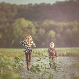 Portraits of Children Summer