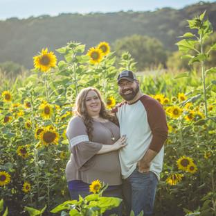 Sunflower Photoshoot Couples